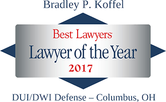 Attorney Brad Koffel named Best Lawyer of the Year 2017